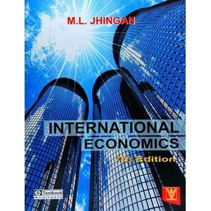 International Economics By M L Jhingan-(English)