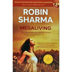 Megaliving By Robin Sharma-(English)
