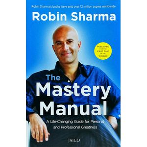 The Mastery Manual By Robin Sharma-(English)