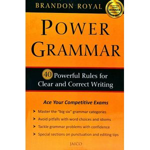 Power Grammar By Brandon Royal-(English)