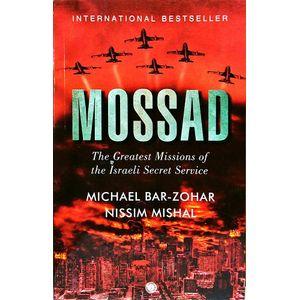 Mossad By Bar-Zohar, Michael, Mishal, Nissim-(English)