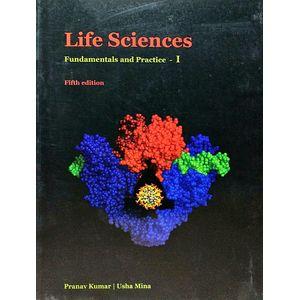 Life Sciences Fundamentals And Practice Part 1 By Pranav Kumar, Usha Mina-(English)