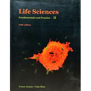 Life Sciences Fundamentals And Practice Part 2 By Pranav Kumar, Usha Mina-(English)