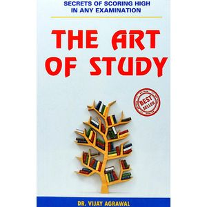 The Art Of Study By Dr Vijay Agrawal-(English)