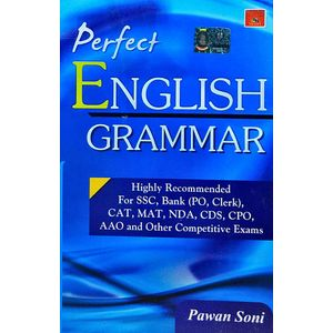 Perfect English Grammar By Pawan Soni-(English)