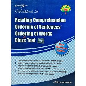Reading Comprehension Ordering Of Sentences Ordering Of Words Close Test By Dilip Kushwaha-(English)