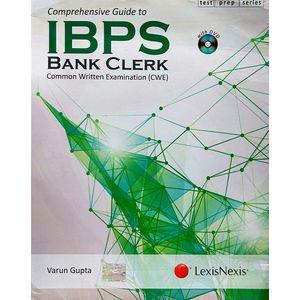 Comprehensive Guide To Ibps Bank Clerk Common Written Examination By Varun Gupta-(English)
