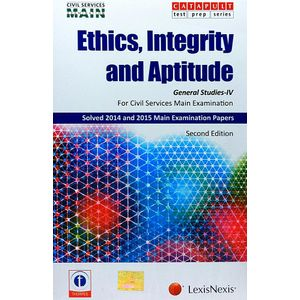 Ethics, Integrity And Aptitude General Studies Paper 4 Civil Services Main Examination By Showick Thorpe-(English)