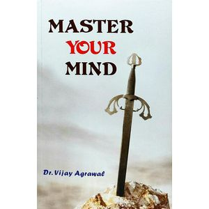 Master Your Mind By Dr Vijay Agrawal-(English)
