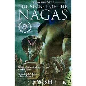 Secret Of The Nagas By Amish Tripathi-(English)