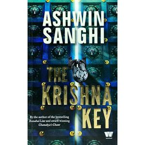 The Krishna Key By Ashwin Sanghi-(English)