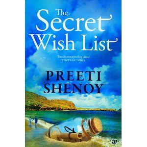 The Secret Wish List By Preeti Shenoy-(English)