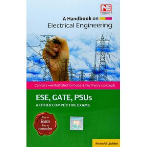 A Handbook On Electrical Engineering Ese, Gate, Psus & Other Competitive Exams By Made Easy Experts-(English)