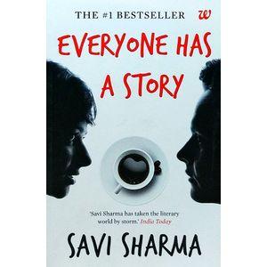 Everyone Has A Story By Savi Sharma-(English)