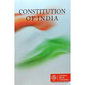 Constitution Of India By Editorial Team-(English)