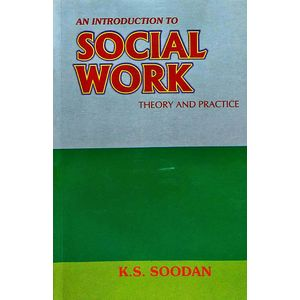 Social Work By Dr Kripal Singh Soodan-(English)