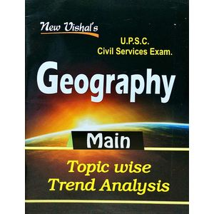 Upsc Geography Main Topic Wise Trend Analysis By Editorial Board-(English)