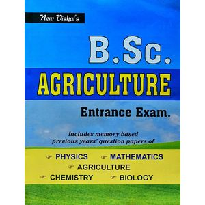 Bsc Agriculture Entrance Exam By Dr Lalita Gaur-(English)