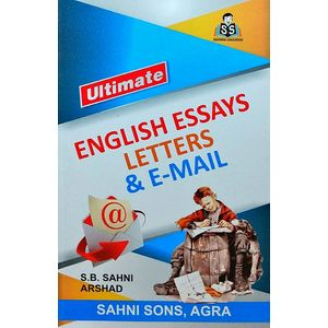 English Essays Letters & Email By S B Sahani, Arshad-(English)