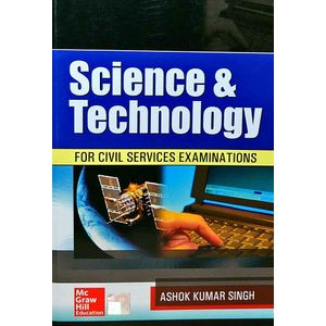 Science And Technology By Ashok Kumar Singh-(English)