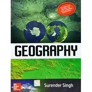 Geography By Surender Singh-(English)