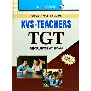 Kvs-Teachers Tgt Recruitment Exam Guide Popular Master Guide By Rph Editorial Board-(English)