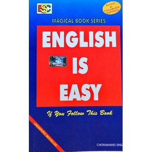 Magical Book Series English Is Easy By Chetananand Singh-(English)