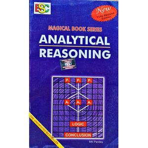 Magical Book Series Analytical Reasoning By Mk Pandey-(English)