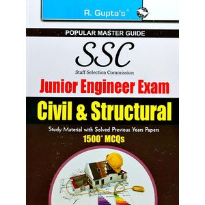Ssc Junior Engineers Exam Guide Junior Engineers Civil & Structural Exam Guide By Rph Editorial Board-(English)
