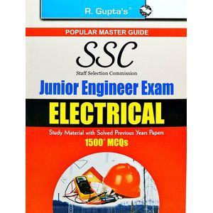 Ssc Junior Engineer Electrical Exam Guide By Rph Editorial Board-(English)
