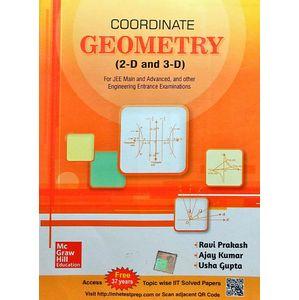Co-Ordinate Geometry (2-D And 3-D) By Ravi Prakash, Ajay Kumar, Usha Gupta-(English)