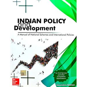 Indian Policy And Development By Saumitra Mohan-(English)