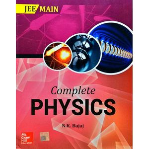 Jee Main Complete Physics By N K Bajaj-(English)