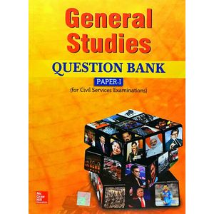 General Studies Question Bank Paper 1 By Ashok Raj-(English)