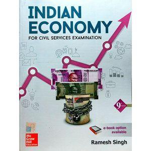 Indian Economy By Ramesh Singh-(English)