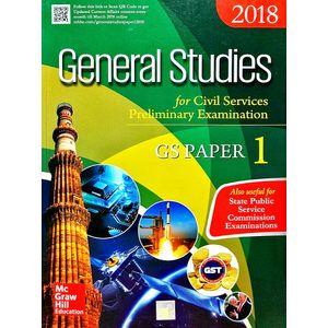 General Studies 2018 Paper 1 By Dr Surender Singh, Dr Virinder Parmar-(English)