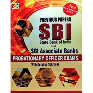 Sbi & Sbi Associate Banks Previous Papers By K Kundan-(English)
