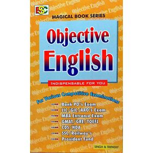 Objective English Indispensable For You By Singh, Tripathy-(English)