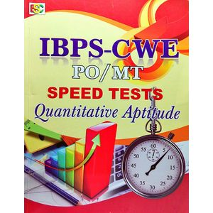 Ibps - Cwe Po/Mt Speed Test Quantitative Aptitude By K Kundan-(English)