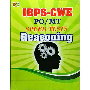 Ibps-Cwe Po/Mt Speed Test Reasoning By K Kundan-(English)