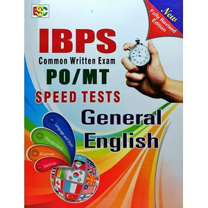 Ibps - Cwe Po/Mt Speed Test General English By K Kundan-(English)