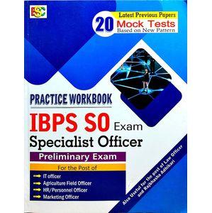 Practice Workbook Ibps So Preliminary Exam By K Kundan-(English)