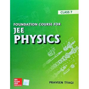 Foundation Course For Jee Physics Class 7 By Praveen Tyagi-(English)