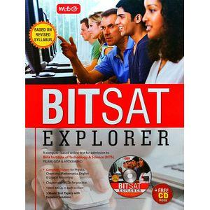 Bitsat Explorer By Anil Ahlawat-(English)