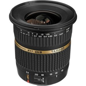 Tamron SP AF 10 - 24mm F/3.5-4.5 Di-II LD Aspherical (IF) for Canon Digital SLR Lens (Ultra Wide Angle Zoom Lens)