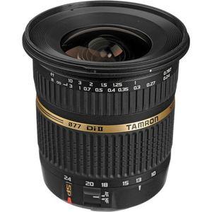 Tamron SP AF 10 - 24mm F/3.5-4.5 Di-II LD Aspherical (IF) for Canon Digital SLR Lens (Ultra Wide Angle Zoom Lens)
