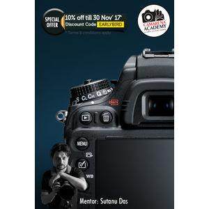 Photography Workshop - Kolkata 3Dec'17, 11-5pm