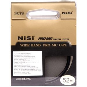 Nisi Filters CPL 52