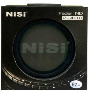 Nisi 67 mm ND Fader Filter