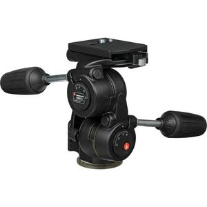 Manfrotto 808RC4 (Ball Head) (Black, Supports Up to 8000 g)